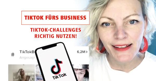 TikTok Challenges richtig nutzen, TikTok Challenge-Hashtags nutzen